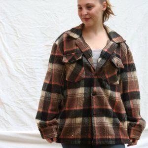 970's Bushman's Jacket Wool, Sears Wearmaster
